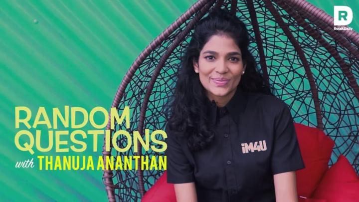 Random Questions With... Thanuja Ananthan