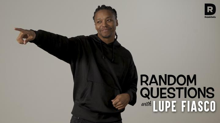 Random Questions with... Lupe Fiasco