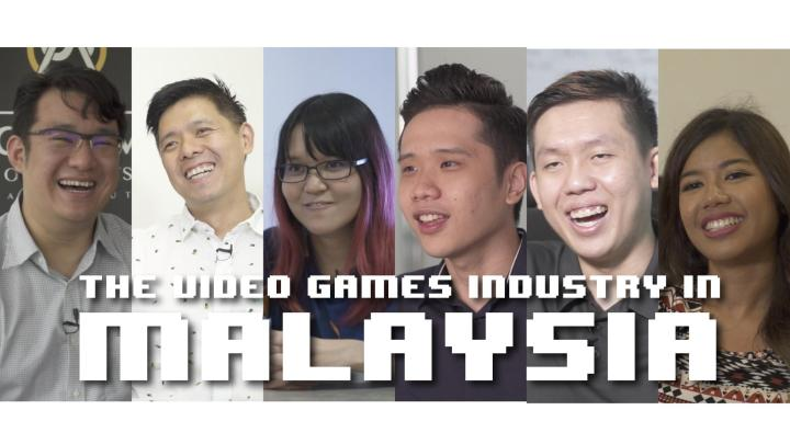 Highlights - The Video Games Industry In Malaysia