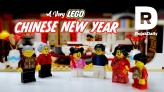 "A Very LEGO Chinese New Year | ""Short"" Film"