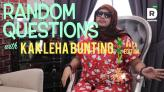 Random Questions With... Kak Leha Bunting