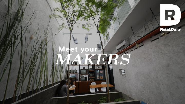Meet Your Makers - Cafe Tujoh