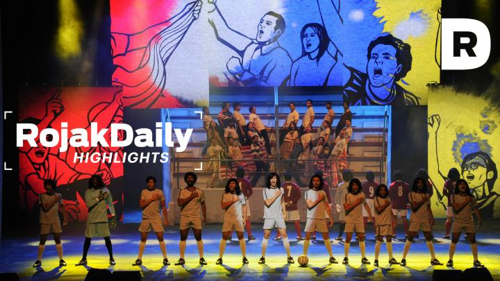 Highlights - The Making of Ola Bola the Musical