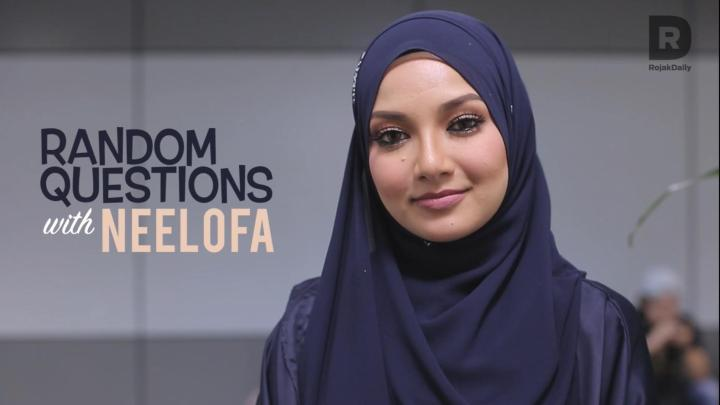 Random Questions With... Neelofa