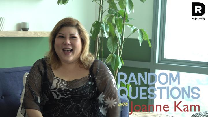 Random Questions With... Joanne Kam
