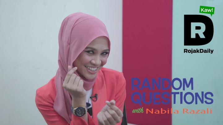 Random Questions With... Nabila Razali
