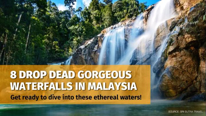 The Hitlist - 8 Drop Dead Gorgeous Waterfalls in Malaysia