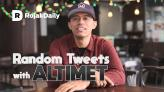 Random Tweets With... Altimet
