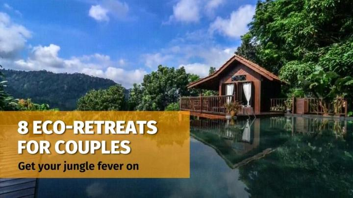 The Hitlist - 8 Eco-Retreats for Couples