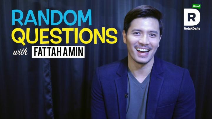 Random Questions With... Fattah Amin