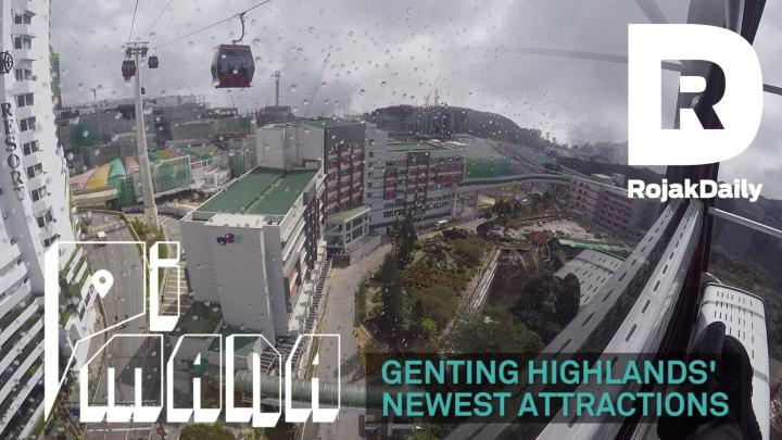 Pi Mana - Genting Highlands' Newest Attractions