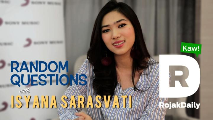 Random Questions With... Isyana Sarasvati