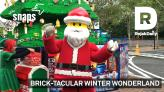 Snaps - Brick-Tacular Winter Wonderland di LEGOLAND Malaysia Resort