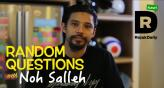 Random Questions With... Noh Salleh