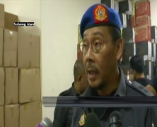 Fake liquor-processing lab busted | Astro Awani