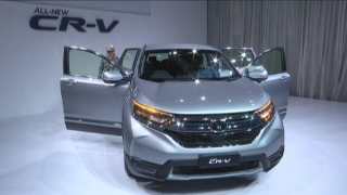 #InGear501 - The all-new Honda CR-V. Supremacy Returns | Astro Awani
