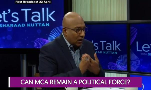 Let's Talk: Can MCA Remain a Political Force? | Astro Awani