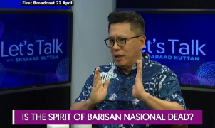 Let's Talk: Is the Spirit of Barisan Nasional Dead? | Astro Awani