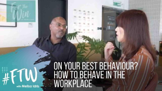 #FTW with Mellisa Idris: On Your Best Behaviour? How to Behave in the Workplace | Astro Awani