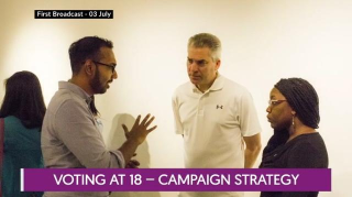 Let's Talk: Voting at 18 - Campaign Strategy   Astro Awani