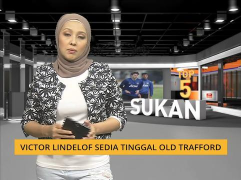 Buletin AWANI Top 5 (1:00PM) | Astro Awani