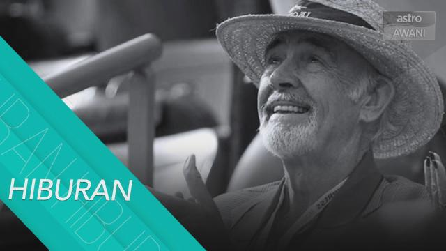 Pelakon James Bond, Sean Connery meninggal dunia
