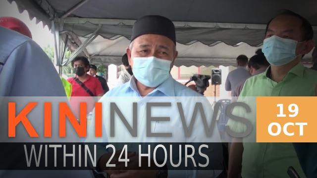 #KiniNews: Pollution source under investigation, water supply to be restored in 24 hours