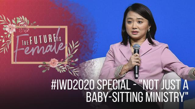 The Future Is Female: International Women's Day 2020 with YB Hannah Yeoh