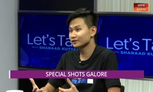 Let's Talk: Special Shots Galore | Astro Awani